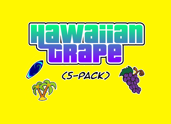 Hawaiian Grape 5-Pack Collectables