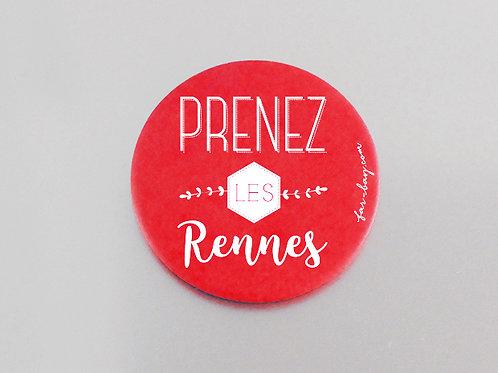 Magnet | Prenez les Rennes
