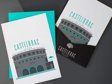 L'hôtel 5* Castelbrac séduit par notre concept innovant !