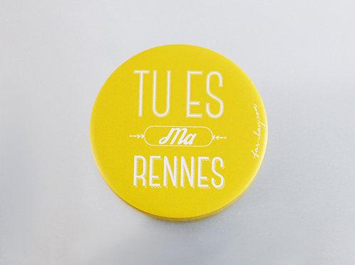 Magnet | Tu es ma Rennes