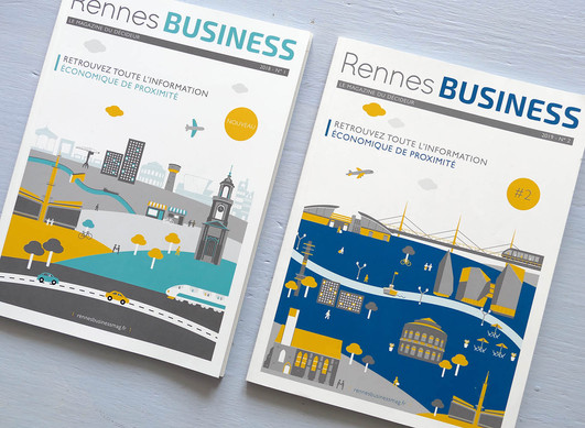 Rennes Business Magazine