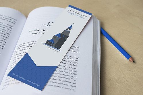 Marque-page Dinan | Tour de l'horloge