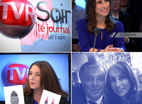 TV Rennes : Far bay, invité spécial du Journal du Soir !