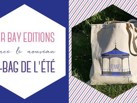 Far Bay Editions lance le it-bag de l'été !