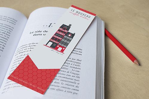 Marque-page Rennes | Maison à colombage