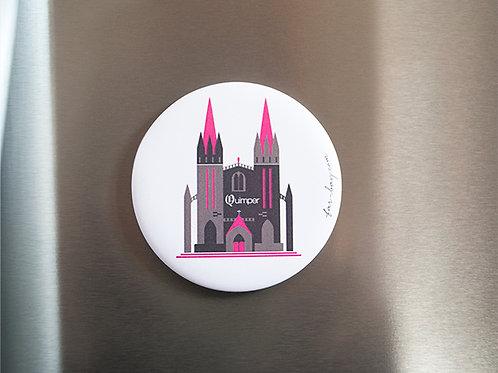 Magnet Quimper | Cathédrale Saint-Corentin