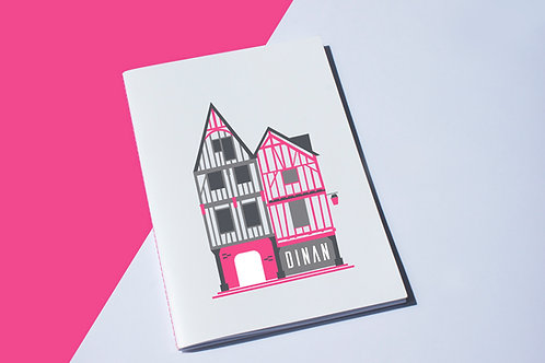 Cahier Dinan | Maison Colombages