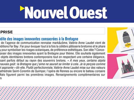 Nouvel Ouest : Far bay édite des images innovantes consacrées à la Bretagne