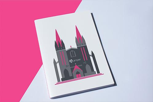 Cahier Quimper   Cathédrale Saint-Corentin