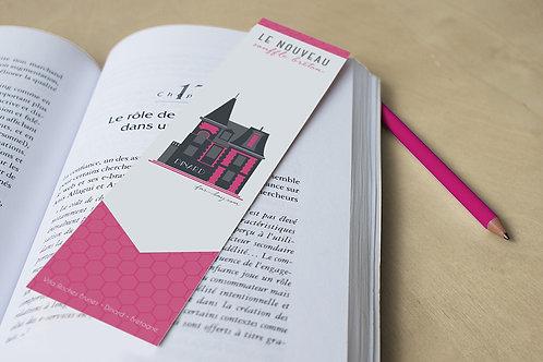 Marque-page Dinard | Villa Roches Brunes