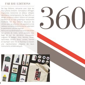 Nouvelle R Magazine : Far bay Éditions mis en lumière !
