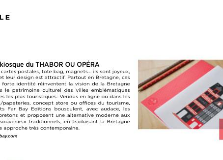 """Mlle Adèle: """"Plutôt kiosque du Thabor ou Opéra"""" ?"""
