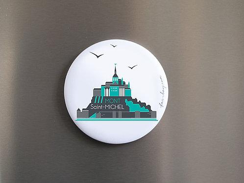 Magnet Normandie | Mont Saint-Michel