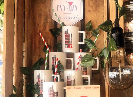 Far bay boit la tasse au Bakery Kafé !