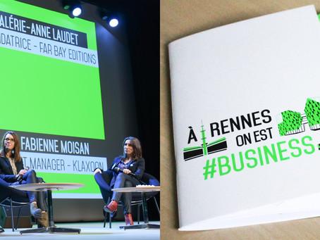 #Rennesaccélère ou comment faire rayonner la nouvelle décennie rennaise