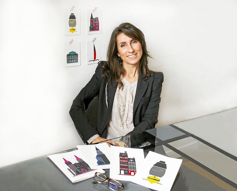 Portrait de Valérie-Anne Laudet