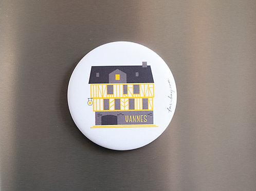 Magnet Vannes | Place Henri IV