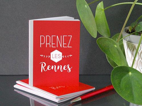 Petit Carnet | Prenez les Rennes