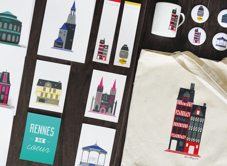 La Bretagne rayonne à l'international avec Far bay Editions ! 🇺🇸&🇦🇺