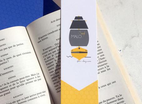 Journée mondiale du livre : des marque-pages offerts !