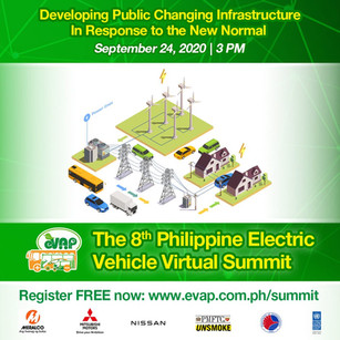 """Find out what to expect in the """"new normal,"""" register now! The event is ABSOLUTELY FREE!  Register here: evap.com.ph/summit"""