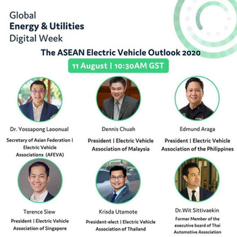 ASEAN Electric Vehicle Outlook 2020
