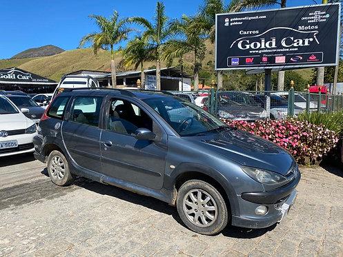 Peugeot 206 Escapade 1.6 2008