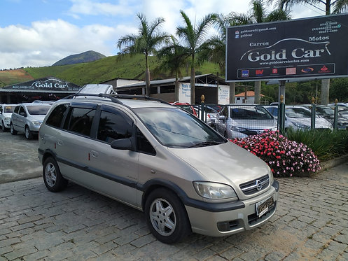 Chevrolet Zafira Expression 2.0 2005