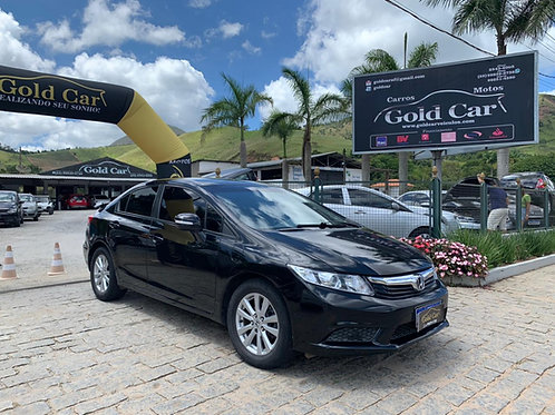 Honda Civic LXS 1.8 2012