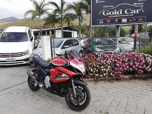 Suzuki GSX 650cc 2011