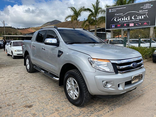 Ford Ranger Limited 4x4 3.2 2015