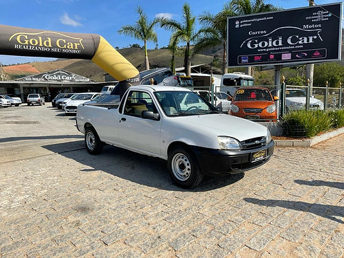 Ford Courier 1.6 2012