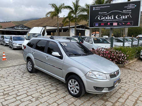 Fiat Palio Weekend Attractive 1.4 2016