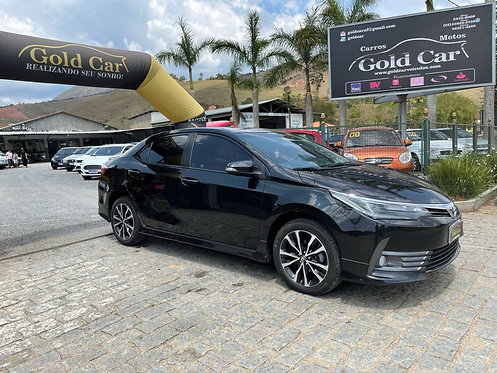 Toyota Corolla XRS 2.0 16v 2018