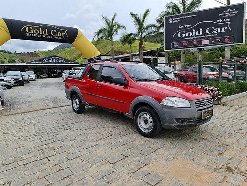Fiat Strada Working CD 1.4 2013