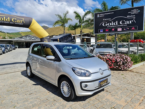 Volkswagen Up! Move 1.0 2015
