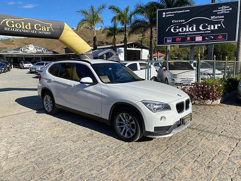 BMW  X1  Turbo 2.0 2015