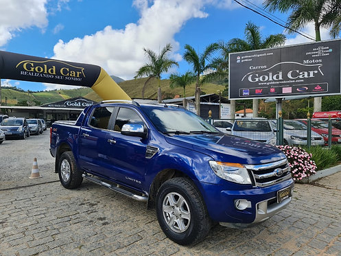 Ford Ranger Limited 3.2 2013