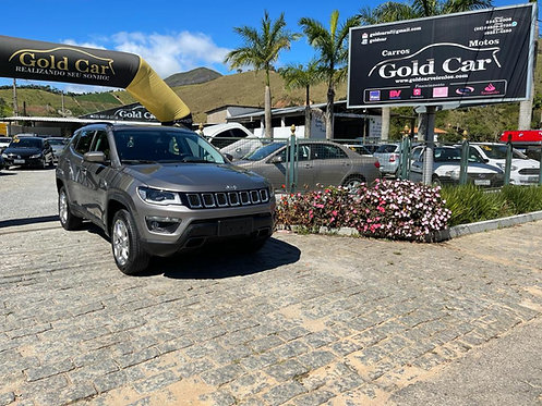 Jeep Compass Longittude  2.0 0KM 2021