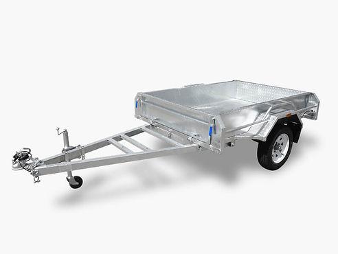 Box trailer for hire