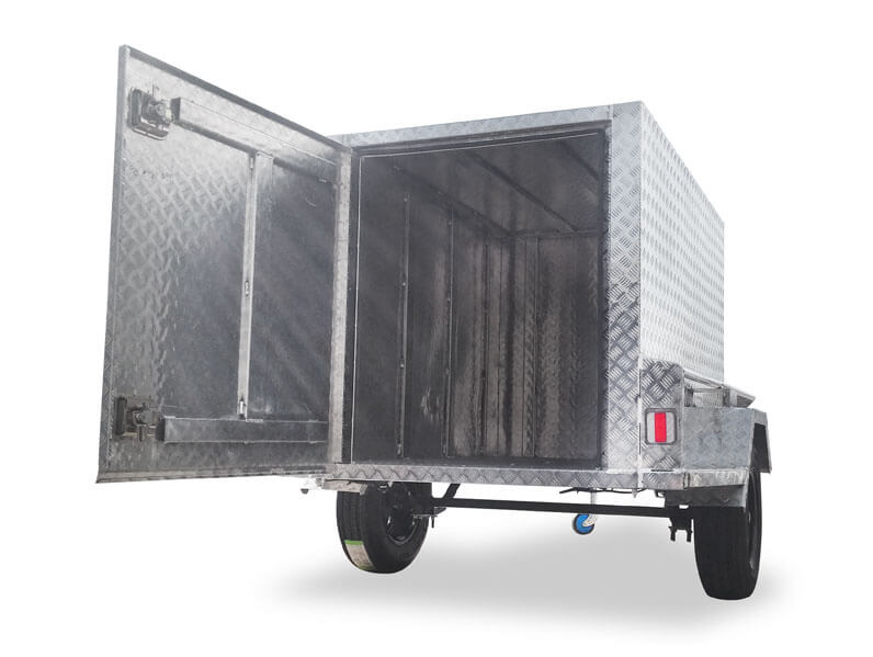Luggage Trailer 3