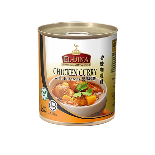 EL-Dina Chicken Curry with Potatoes