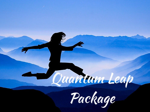 Quantum Leap 6 Session Bundle