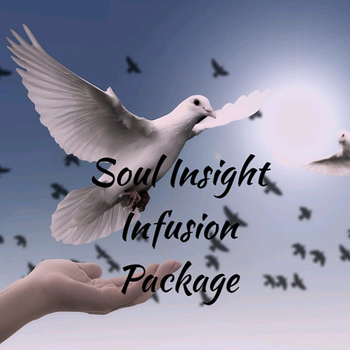 Soul Insight Infusion 3 Session Package