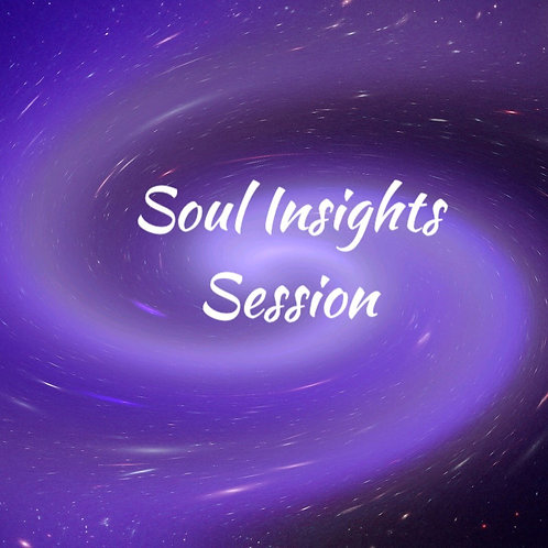 Soul Insights Individual Session