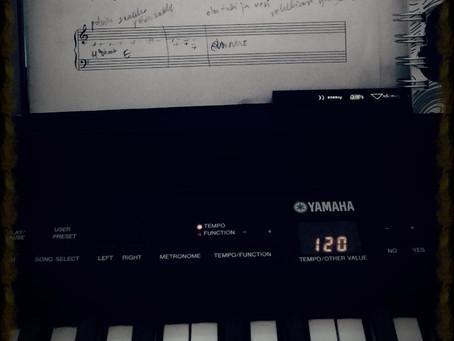En ollut ymmärtänyt, että osaan säveltää