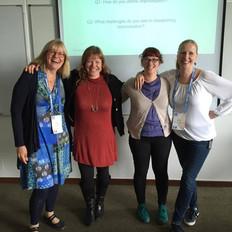 ECER konferenssi Dublinissa, 23.6.2016