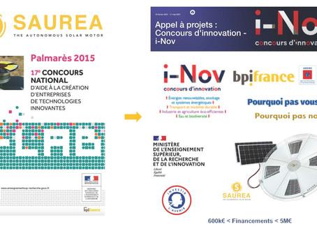 Après ILab 🏆, CAP sur le concours INov : A suivre 🔜