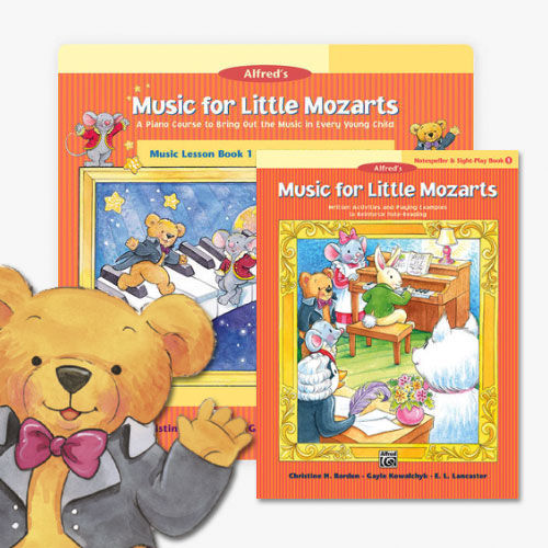 Music for Little Mozarts Tuesday 5:30PM