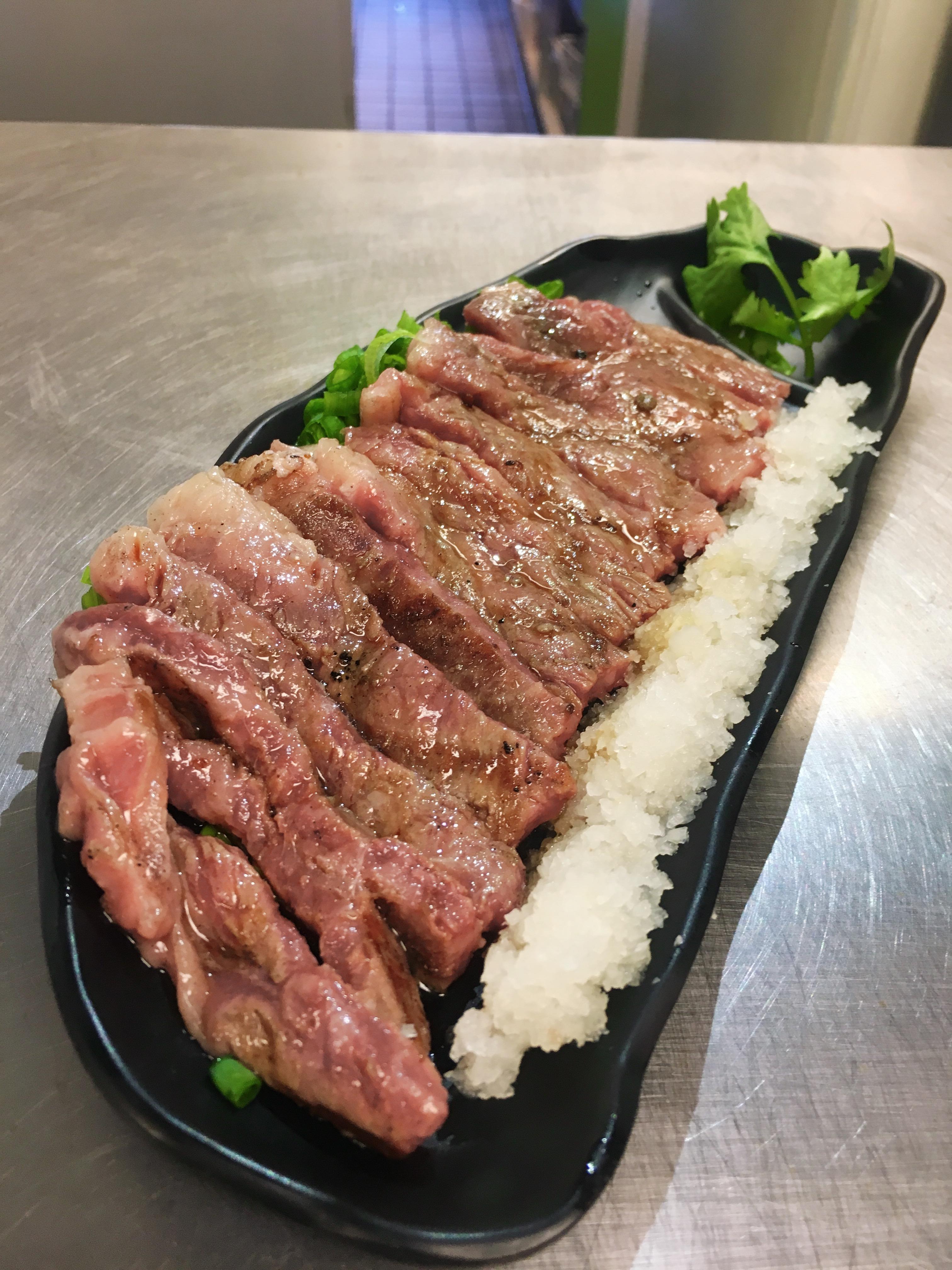 Miyazaki Tataki Appetizer